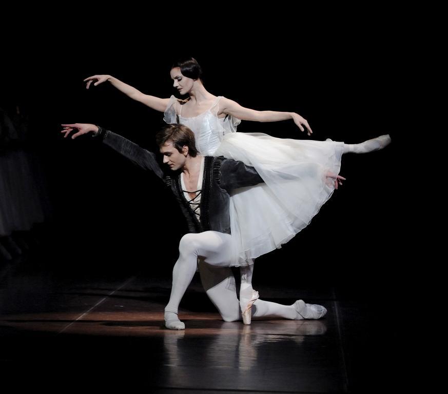 Romeo and Juliet with Friedemann Vogel at the Stuttgart Ballet