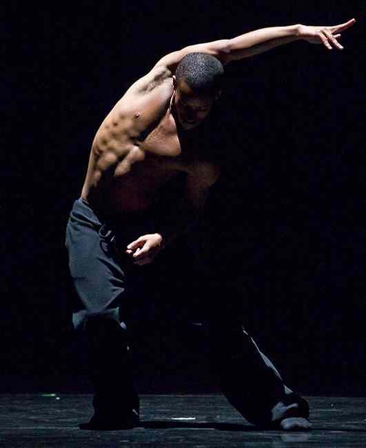 DANCEworks - Dress 3/6/09 Lobero Theatre