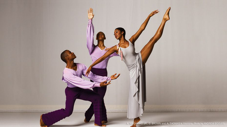 Alvin-Ailey-American-Dance-Theater's-A.-Machanic-Jr,-C.-Brown-and-A.-Thomas-in-Alvin-Ailey's-Memoria.-Photo-by-Andrew-Eccles(1)