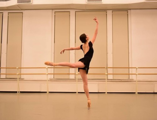 Kate Thomas and Ballet NEO