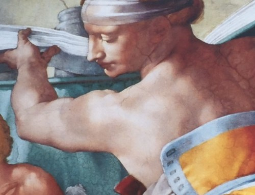 Up Close: Michelangelo's Sistine Chapel