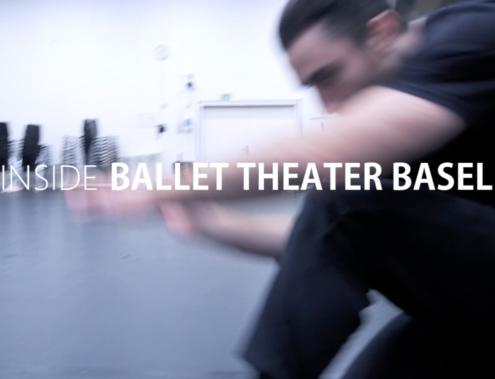 New Dancers 2017-2018 at Ballet Theater Basel
