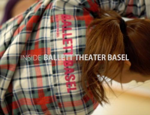 Armando and Ayako Unterwegs – Inside Ballett Theater Basel