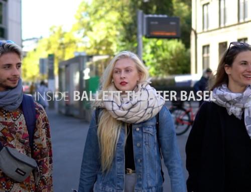 New dancers – Inside Ballett Theater Basel