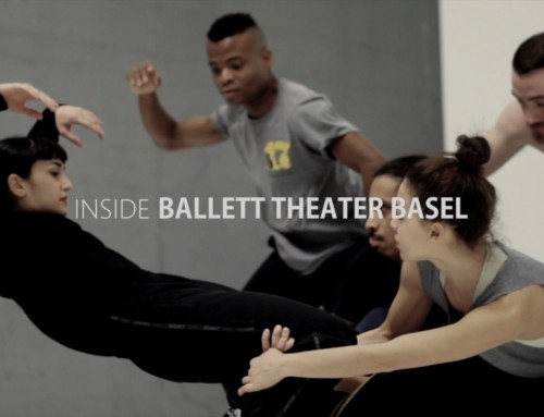 CREATION: Thomas Noone – Inside Ballett Theater Basel
