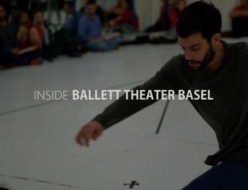 Inside Ballett Theater Basel – Jiří Pokorný