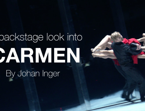 Carmen Behind The Curtain – Inside Ballett Theater Basel