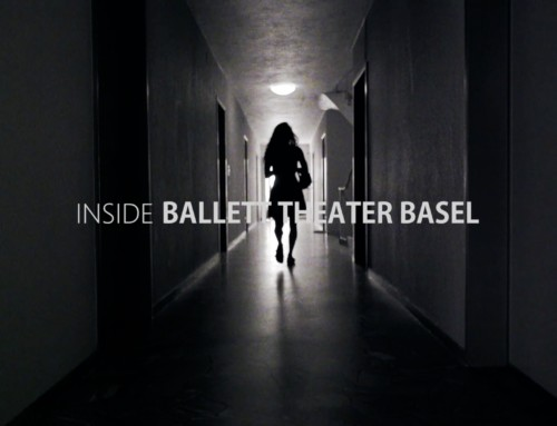 Transition – Inside Ballett Theater Basel