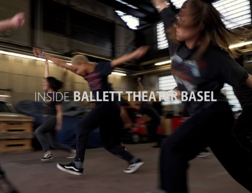 Welcome Back Ballett Theater Basel