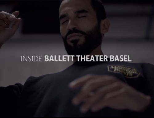 Bryan Arias Speaks Process – Inside Ballett Theater Basel