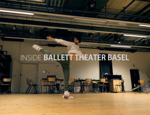 New Dancers 2019 – Inside Ballet Theater Basel