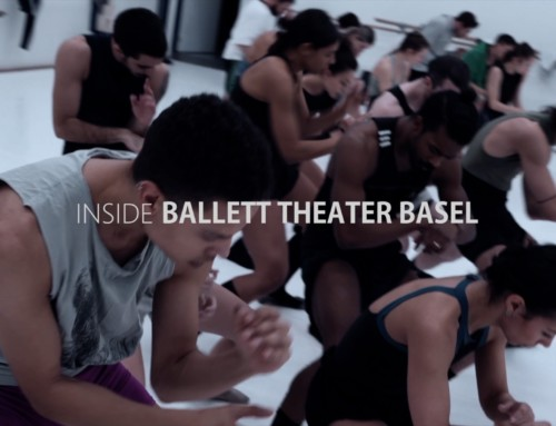 Salt Womb by Sharon Eyal – Inside Ballett Theater Basel