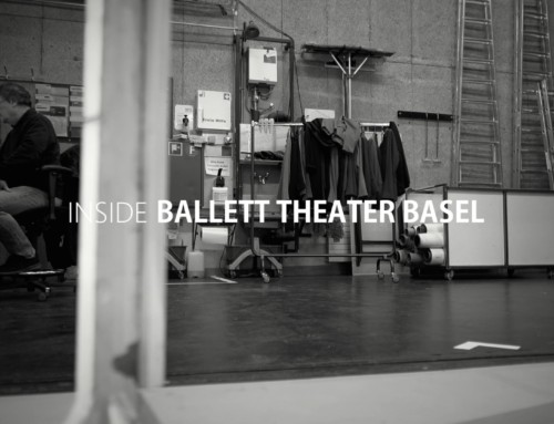 Without Absorbing it by Bryan Arias – Inside Ballet Theater Basel