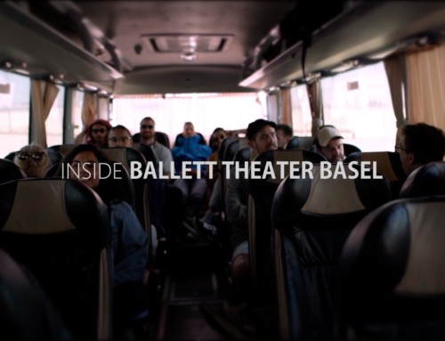 On Tour – Inside Ballett Theater Basel